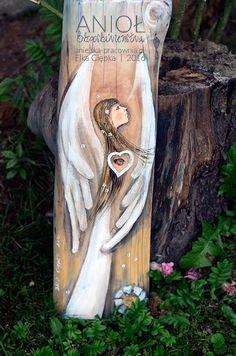Anioł Błogosławieństwa dla dziecka podczas chrztu lub ślubu