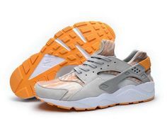 336b2c658025d Soldes Acheter La Mode Pas Cher Homme Nike Air Huarache Baskets Lumiere  Beige Atomic Mango Prix from Reliable Big Discount ! OFF!