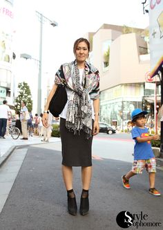 StyleSophomore   Asian Street Fashion & Street Style by Stacey Young: Maiko, Tokyo