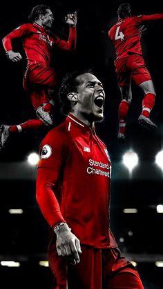 Liverpool Anfield, Liverpool Players, Liverpool Football Club, Football Team, Cheap Football Tickets, Van Djik, Liverpool You'll Never Walk Alone, Liverpool Wallpapers, Premier League Soccer