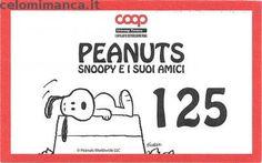 Peanuts Snoopy e i suoi amici: Retro Figurina n. 125 -
