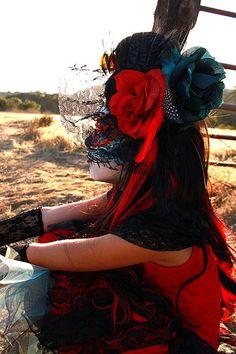 Wondering Dia de los Muertos | Dia de los Muertos Girls Hall… | Flickr - Photo Sharing!