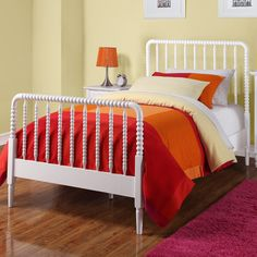 jenny lind twin bed white for big boy room - Jenny Lind Twin Bed