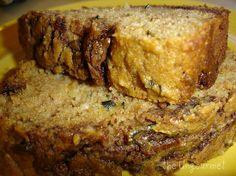 Nutella Zucchini Bread!