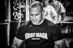 awesome Lior Offenbach is a KRAV MAGA BEAST!