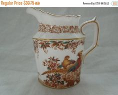 ON SALE 1973 Vintage England English Royal Crown by ColorfullGifts