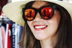 Straw hat and Spektre #sunglasses http://www.visiondirect.com.au/designer-sunglasses/Spektre/Spektre-She-Loves-You-Havana%20Dark%20(Orange%20Mirror)-279559.html?utm_source=pinterest&utm_medium=social&utm_campaign=PT post