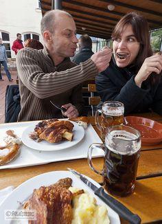 Andechs, Germany - food kicks ass!