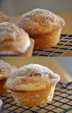 Tasty Muffins.  This recipe will not keep you very long in the kitchen. If you do it for the first time, you'll will see that its very easy, and you will never forget this recipe. Your family will be very proud of you. Good appetite!