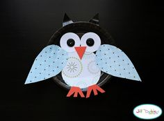 owl paper plate crafts - Google Search