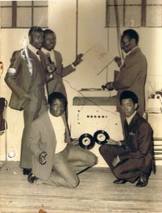 Sound System 1960s