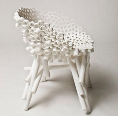 PP Tube 2 chair by Tom Price