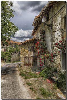 Villasana de Mena - Castile and León, Spain Travel Sights, Places To Travel, Places To Visit, Places Around The World, Travel Around The World, Around The Worlds, City Landscape, Spain And Portugal, Spain Travel