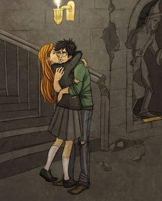 Harry Potter Spells That Start With S, Harry Potter And The Cursed Child Orlando despite Harry Potter Escape Room because Harry Potter Cast Imdb Gina Harry Potter, Harry E Gina, Harry Potter Couples, Harry Potter Ginny Weasley, Harry Potter Scarf, Harry And Ginny, Harry Potter Artwork, Harry Potter Spells, Harry Potter Ships