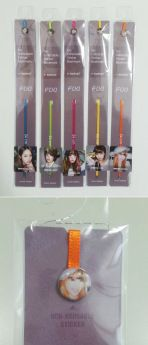 fx Collectable Sticker Bookmark (Victoria)
