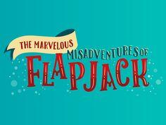 Flapjack logo redesign