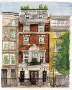 east 82nd street townhouse