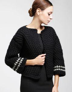 Coco Jacket Pattern by Wool and the Gang #blackfridaygang