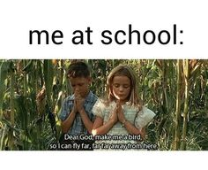 Image via We Heart It https://weheartit.com/entry/158402787/via/10151352 #forrestgump #funny #lol #school
