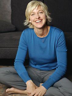 Favorite Famous Women: Ellen DeGeneres