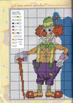 Gallery.ru / Photo # 83 - 2014 - ergoxeiro Cross Stitch For Kids, Cross Stitch Boards, Just Cross Stitch, Cross Stitch Baby, Counted Cross Stitch Patterns, Cross Stitch Designs, Cross Stitch Embroidery, Lilo E Stitch, Craft Museum