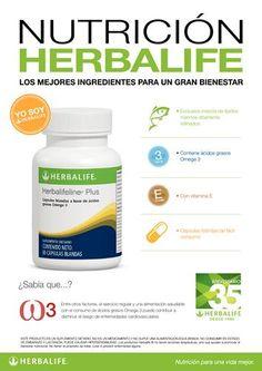 Herbalifeline Plus Nutrición Herbalife