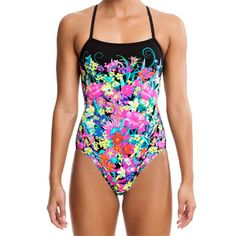 Bloom Town Ladies Single Strap One Piece