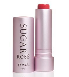 Sugar Rose tinted lip treatment by fresh.  Got this from Sephora as a free gift!