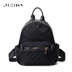 54cdc6071e21 2017 Hot New Travel Sack Designer Backpack Women Back Pack School Girl  Cotton Canvas Diamond Lattice