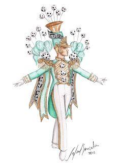 Xmas Carols, Carnival Fashion, Festival Of Fantasy Parade, Egyptians, Color Guard, Showgirls, Fashion Sketches, Costume Design, Burlesque