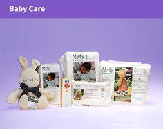 #Naty natural vegan baby care