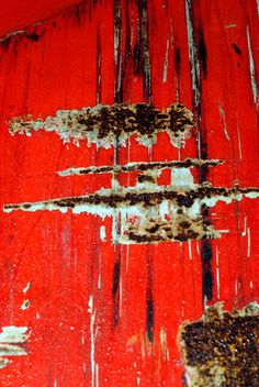 Found Painting No 744 Photographic Print by Angela Michelle Pandolph....visual texture