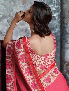 Gorgeous sari