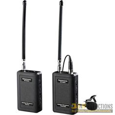 Buy Saramonic 4-channel Lavalier VHF Wireless Microphone System At Rs.10,500 Features :- One mini XLR microphone input, Real-time monitor Cash on Delivery Hassle FREE To Returns Contact # (+92) 03-111-111-269 (BnW) #BnWCollections #Saramonic #4_channel #Lavalier #VHF #Wireless #Microphone #System