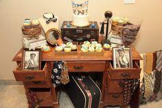 We Heart Parties: Dapper Gentleman's 1st Birthday