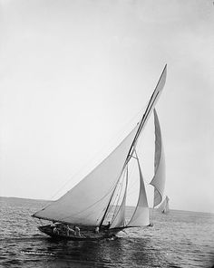 16 x 20 Gallery Wrapped Frame Art Canvas Print of Gorilla 1895 Detriot Publishing co. Tug Boats, Dinghy, Sailing Ships, Sailing Boat, Sail Away, Set Sail, Tall Ships, Model Ships, Water Crafts