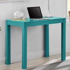 Altra Furniture Parsons 1 Drawer Writing Desk