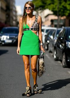 Another day of Paris Haute Couture fashion week, another day of stunning outfits gracing the streets. In our street style roundup from day the ladies of Street Style 2016, Street Style Looks, Street Chic, Denim Fashion, Star Fashion, Teen Fashion, Anna Dello Russo, Outfits For Teens, Trendy Outfits