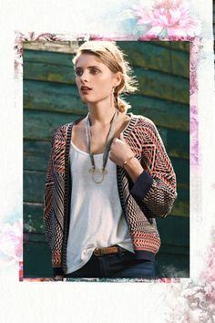 love necklace. Anthropologie Catalog: August 2014 Lookbook