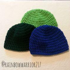Ravelry: Basic Beanie (Seamless)   Easy Crochet Pattern pattern by Melanie Rosenborough