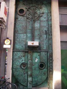 New Life in Ireland: Steampunk Door Door Images, New Life, Metal Working, Entrance, Door Handles, Steampunk, Doors, Instagram Posts, Ireland