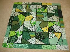 Attempting a quilt similar to this ... can't wait until it is finished!!!