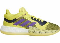 Main Features ---Brand : adidas ---Gender : Men ---Material : Polyester, Nylon, Polyurethane, Rubber ---MPN : ---Color : Yellow ---Size : 250 mm ~ 300 mm [US 7 ~ Wsu Basketball, Basketball Shorts Girls, Basketball Games For Kids, Adidas Basketball Shoes, Basketball Court Flooring, Adidas Sneakers, Men, Yellow, Ebay