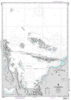 NGA Chart 73032: Teluk Cenderawasih and Approaches