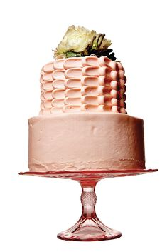 Pink in a fantastically nontraditional way. Swiped Pearl, $8 per serving, available at Magnolia Bakery.