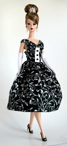 And more Chic Barbie Designs