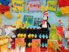 """Photo 1 of 25: Dr Seuss / Teacher appreciation """"Oh me oh my, look how fast this years gone by!Teacher Appreciation week"""" 