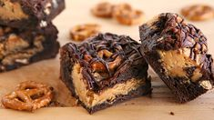 In which we make the case for adding peanut butter and pretzels to your next batch of brownies.