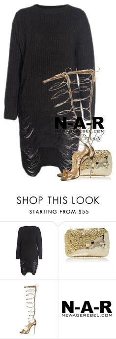 """""""Untitled #851"""" by newagerebel ❤ liked on Polyvore featuring Anndra Neen and Dsquared2"""