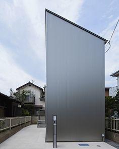 long window house - tokyo - another apartment - photo koichi torimura